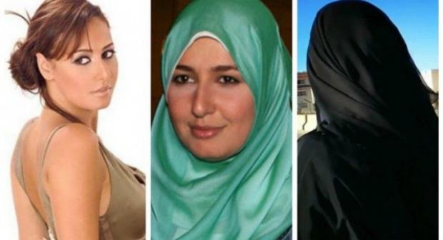 خليجي يعرض 300 الف على حلا شيحة للعودة للحجاب